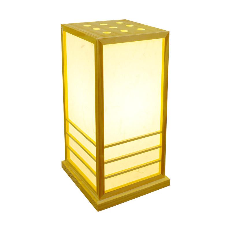 Tischlampe miyazaki tisch stehlampen asiatische for Asiatische lampen