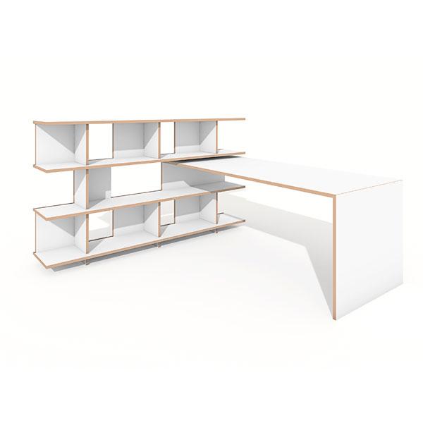 tojo tisch anstell tojo designer m bel m bel wohnen japanwelt. Black Bedroom Furniture Sets. Home Design Ideas